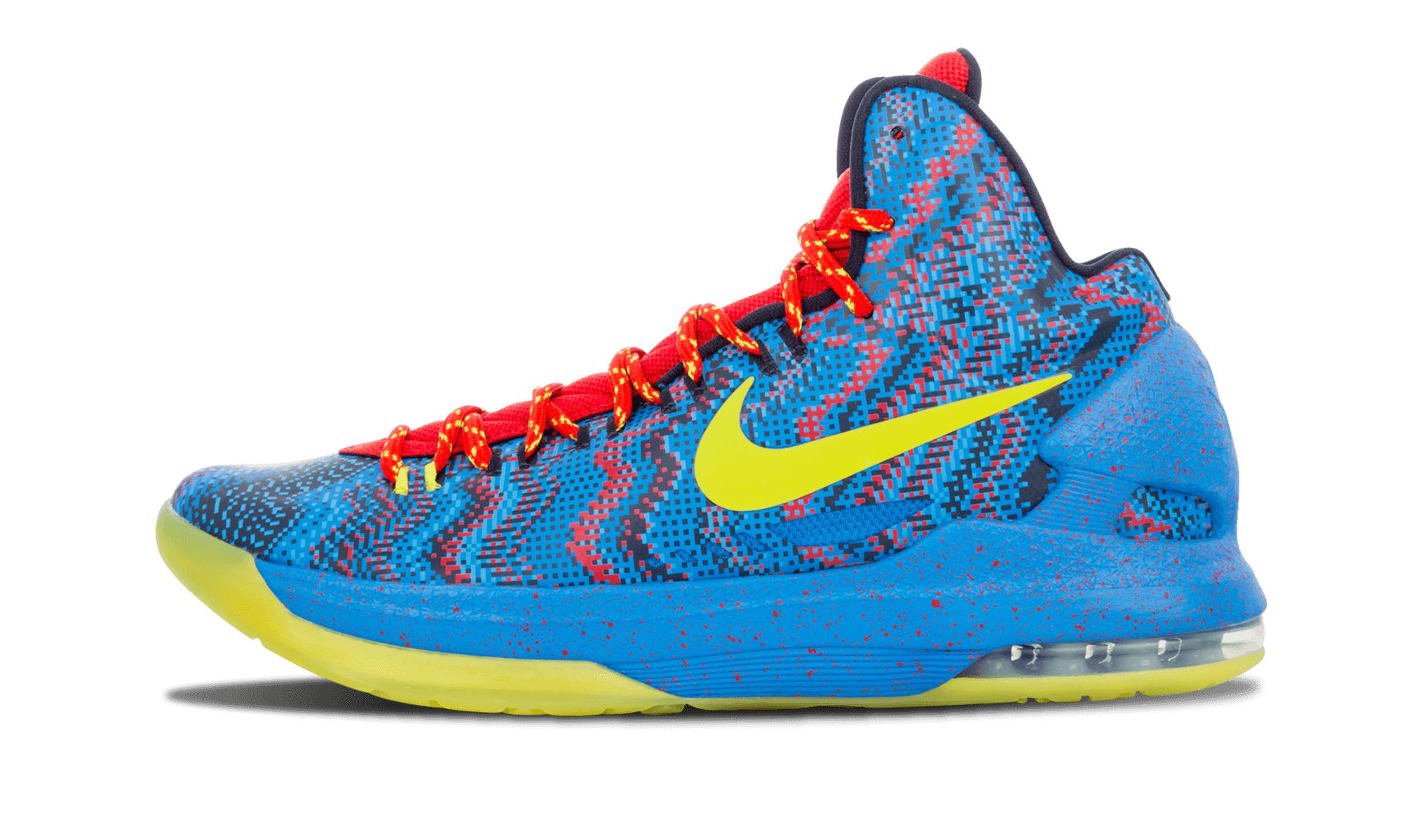 db698d45ce25 Nike Kd 5 in Blue for Men - Save 7% - Lyst