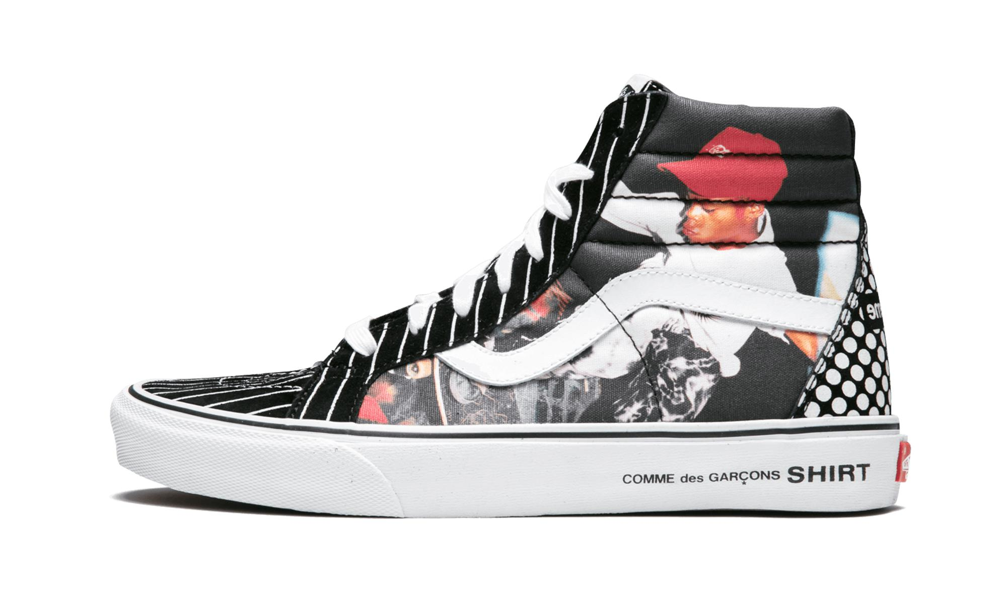 612a20c88e Lyst - Vans Sk8-hi Reissue in Black for Men