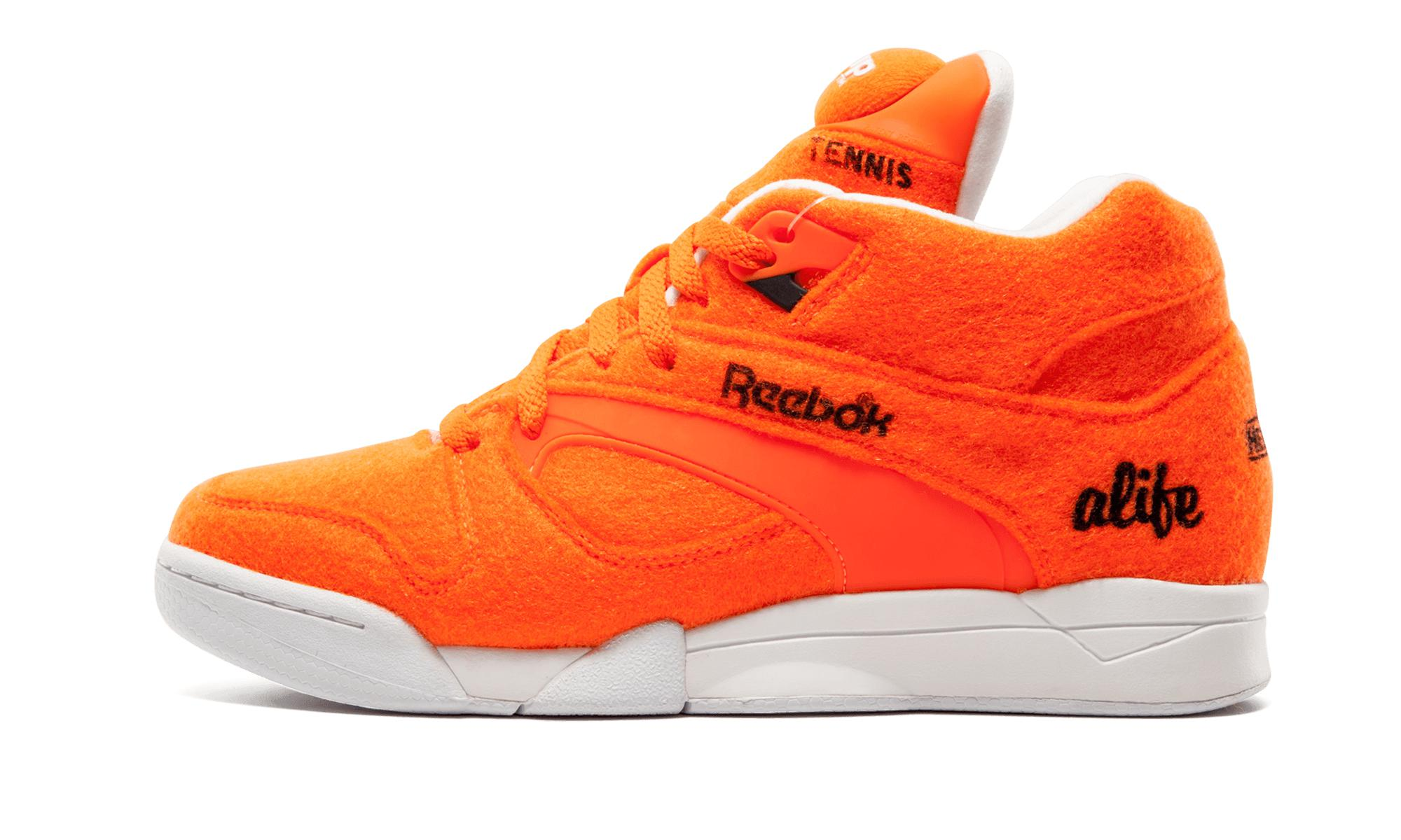 4d751a563b28 Reebok Court Victory Pump Alife in Orange for Men - Lyst