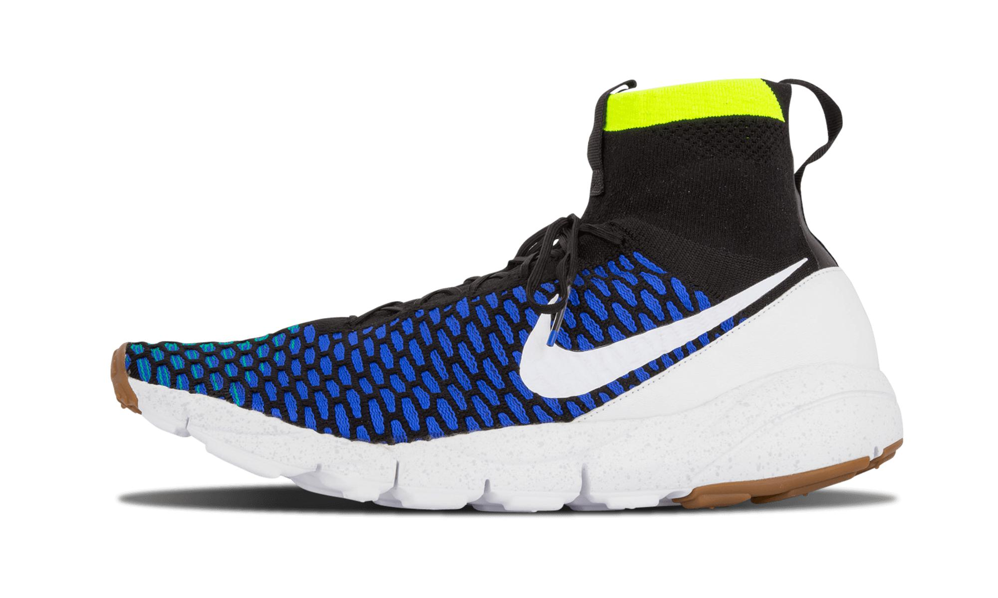 63eef59fc729 Lyst - Nike Air Footscape Magista Sp in Black for Men