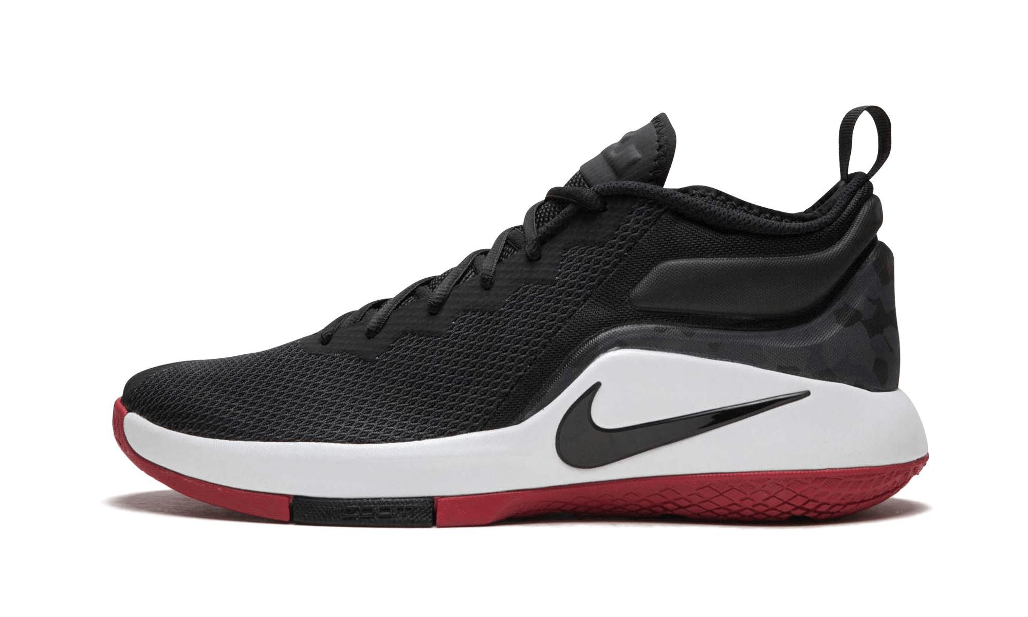 81ef102b0589 Nike Lebron Witness Ii in Black for Men - Save 7% - Lyst