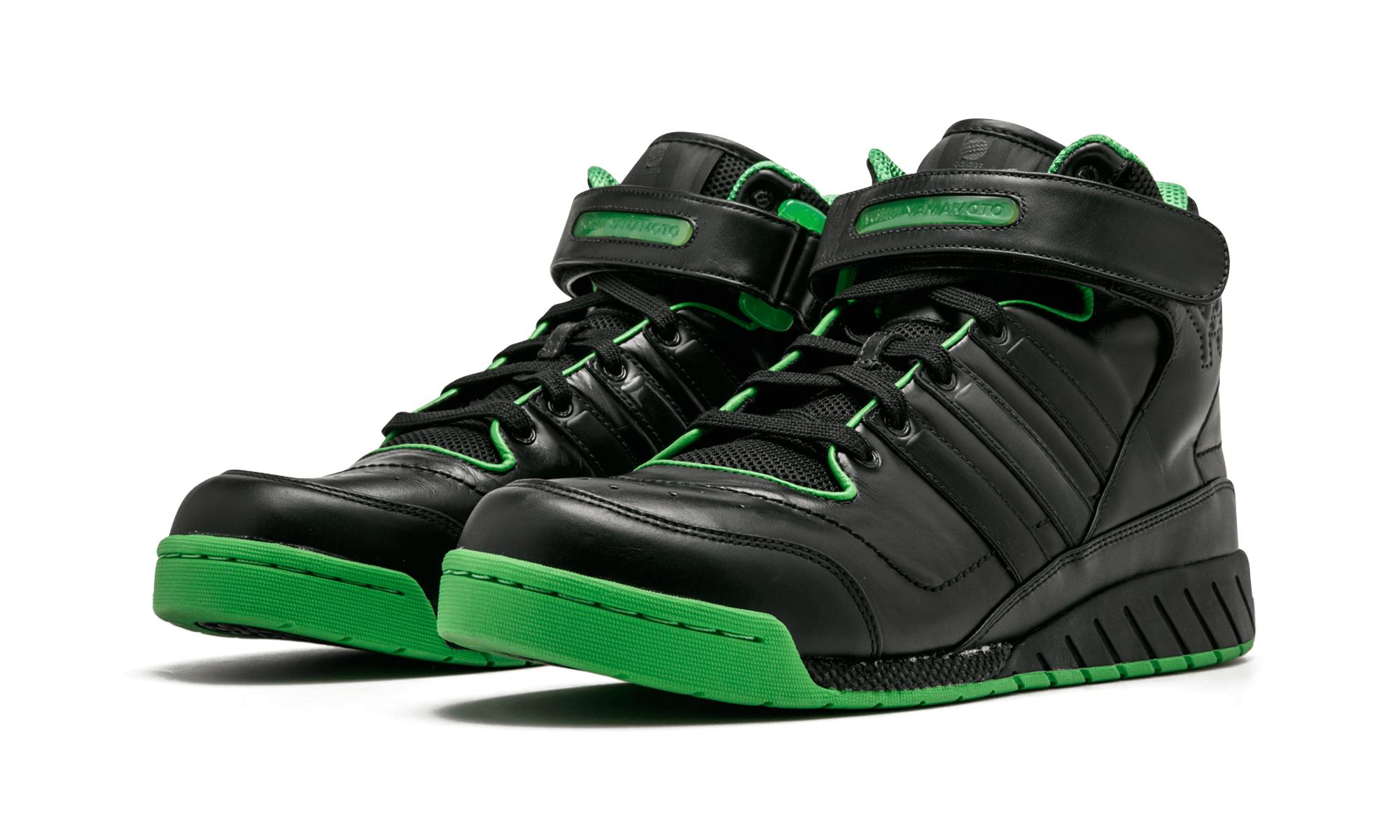 finest selection a0737 35bf2 Adidas - Black Y-3 Bball Mid for Men - Lyst. View fullscreen