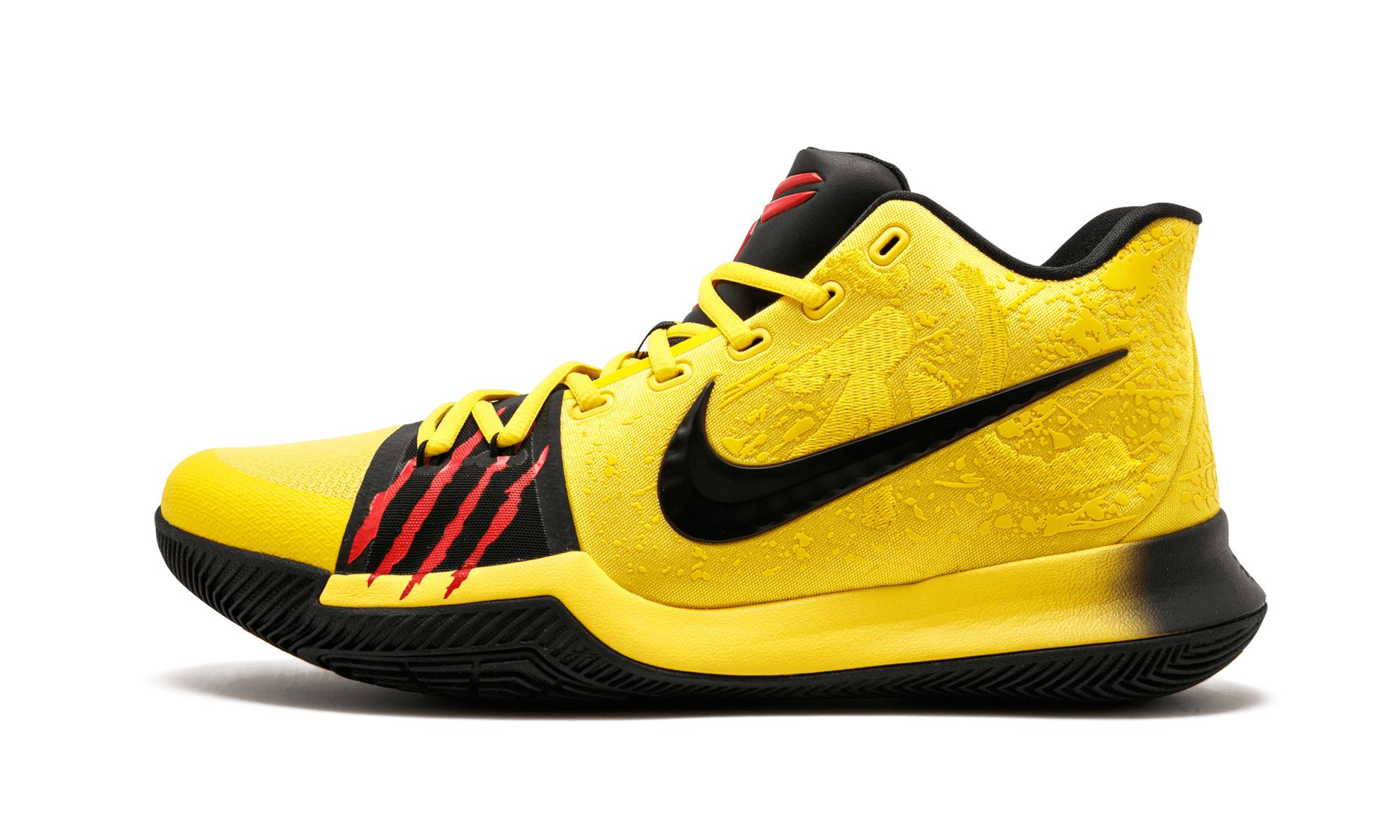 2365f342d392 Nike Kyrie 3 Mm in Yellow for Men - Save 66% - Lyst