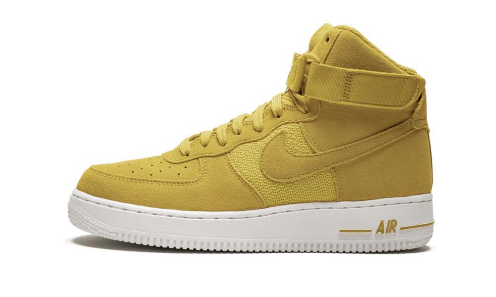 Nike Air Force 1 High marrone