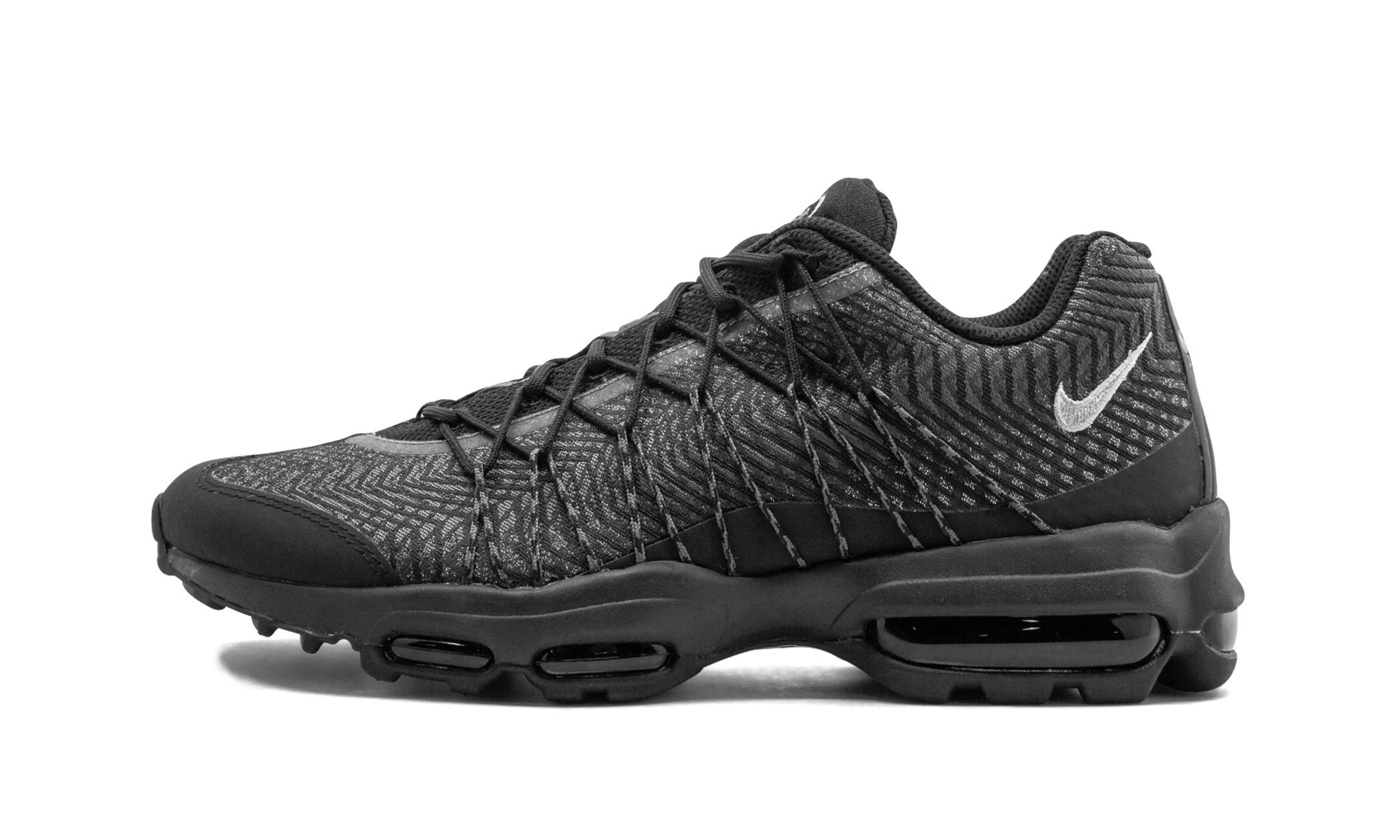 6d1bf1612c5e Nike Air Max 95 Ultra Jcrd in Black for Men - Lyst