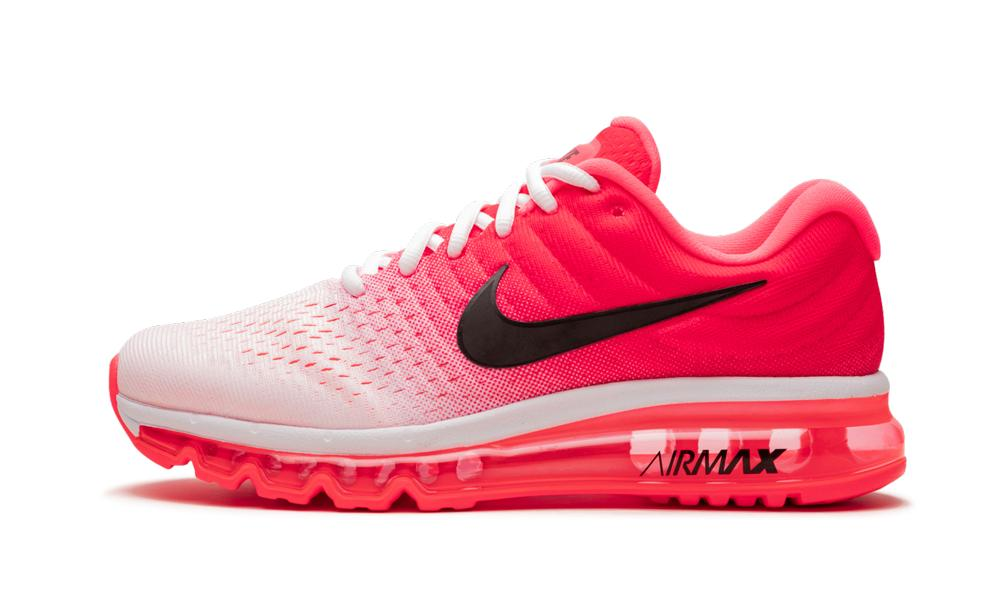 Womens Air Max 2017 'hot Punch' Shoes - Size 8.5w