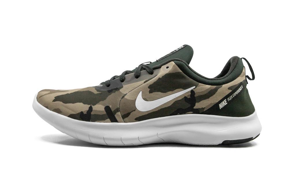 Nike Flex Experience Rn 8 Camo Sneaker