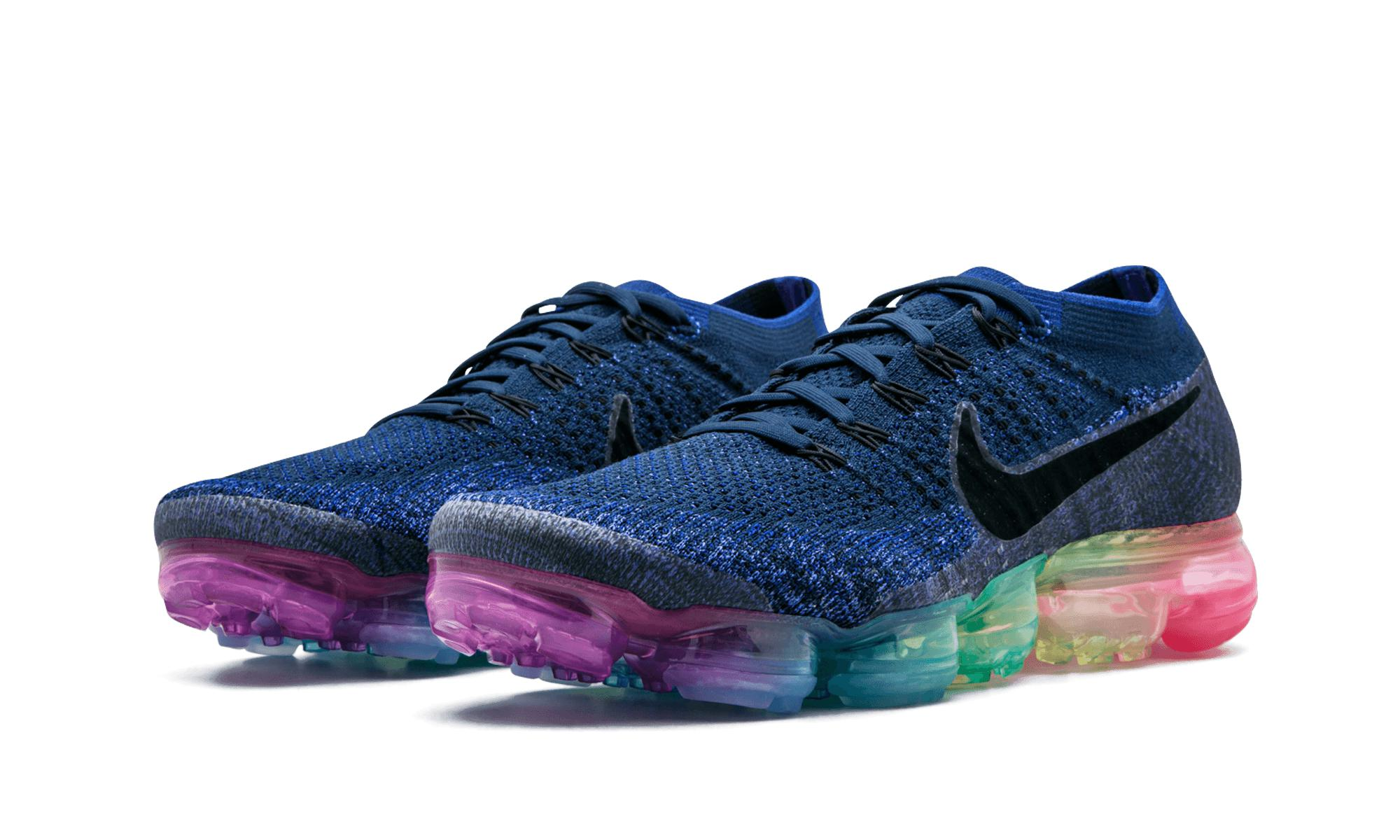 7d24618b58c Nike Air Vapormax Flyknit Betrue in Blue for Men - Save ...