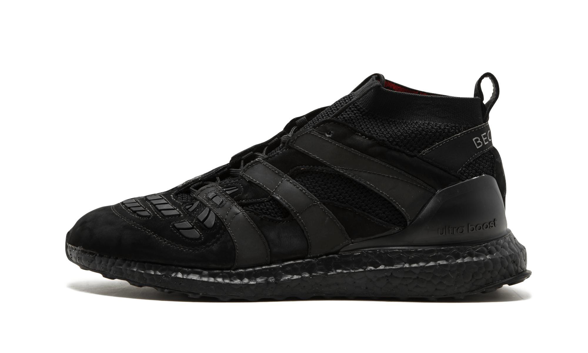 size 40 fc805 c9e09 adidas. Mens Black Db Accelerator Ub
