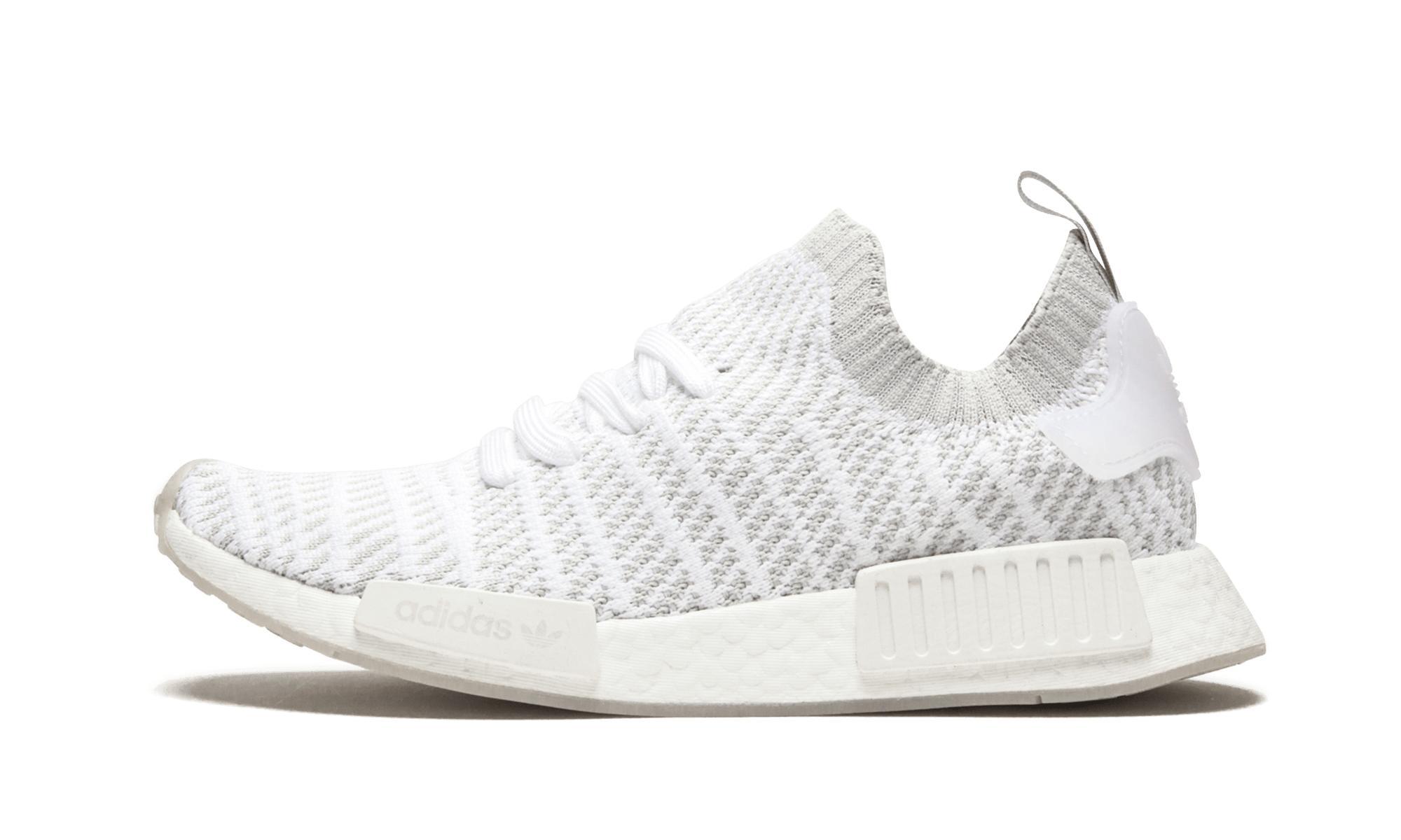 brand new 294ad 094c6 adidas. Men s White Nmd r1 Stlt Pk