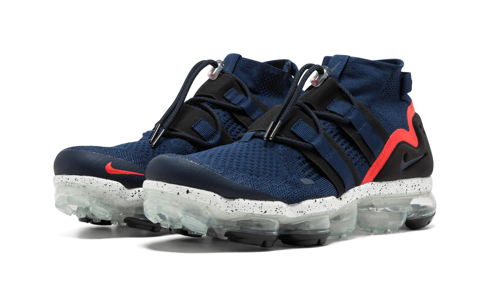 17768540def6 Nike Air Vapormax Fk Utility in Blue for Men - Save 17% - Lyst