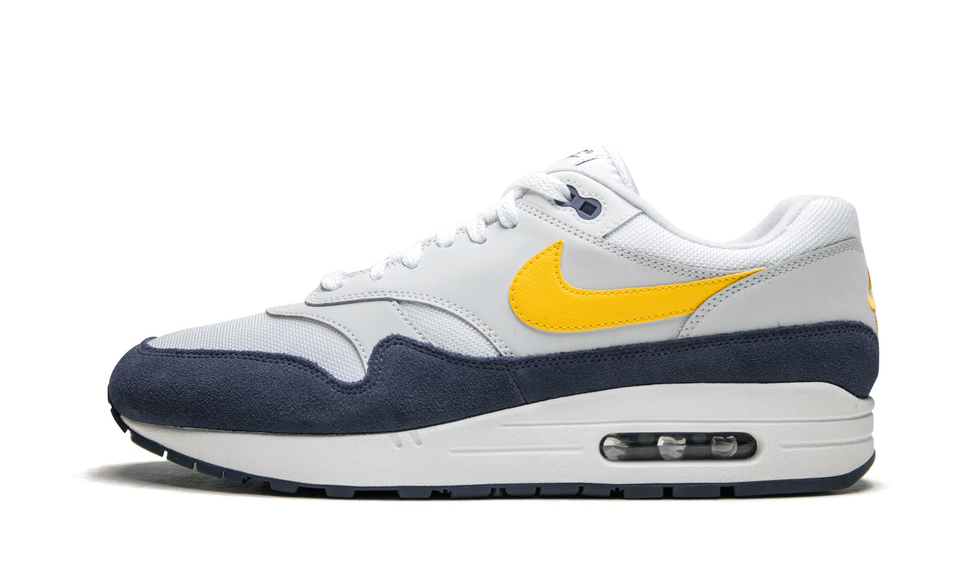 b03766368 Lyst - Nike Air Max 1 in White for Men