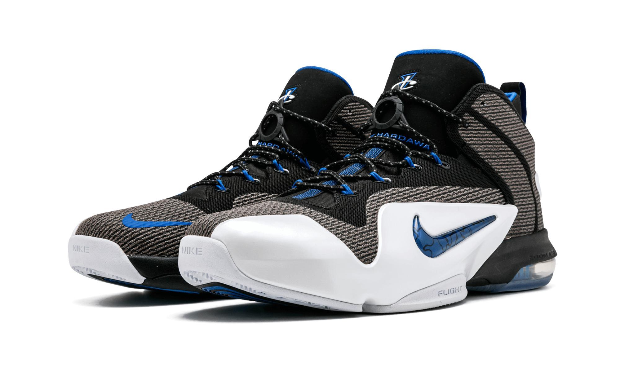 a2ea780bc3cd Nike - Black Air Penny 6 for Men - Lyst. View fullscreen