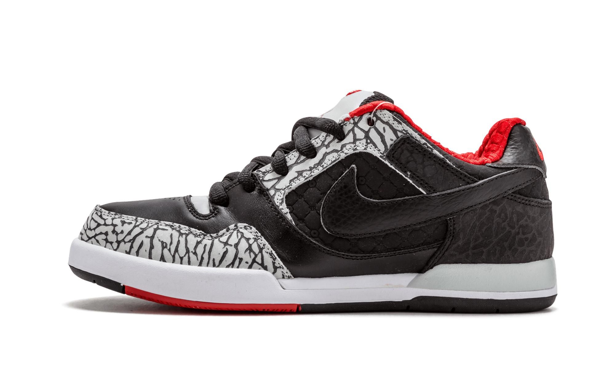 da4ebfd47aad Nike Paul Rodriguez 2 Zoom Air in Gray for Men - Lyst