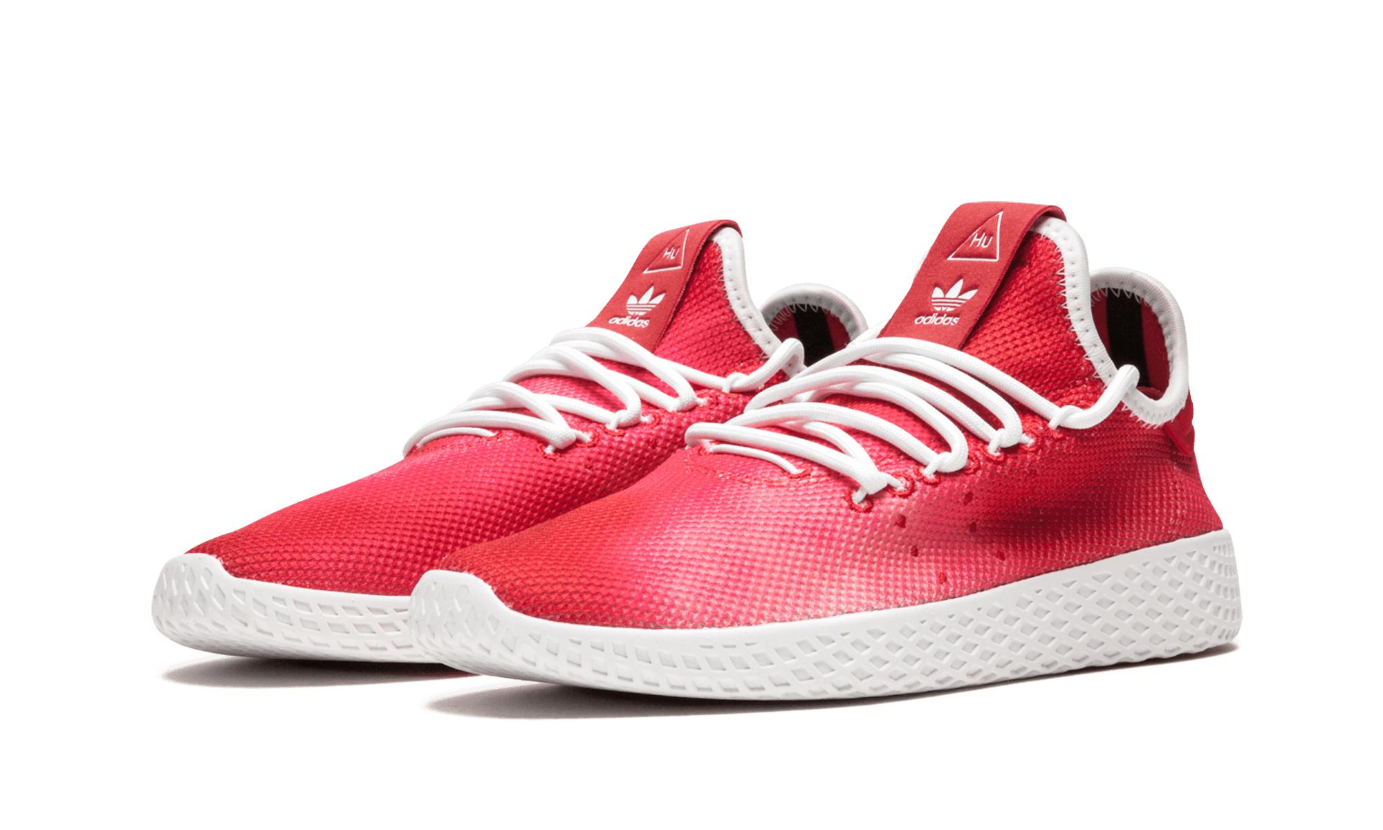sale retailer 6ed6a d3cf0 the best attitude 94ab5 1b49f Adidas - Red Pw Tennis Hu J for Men - Lyst