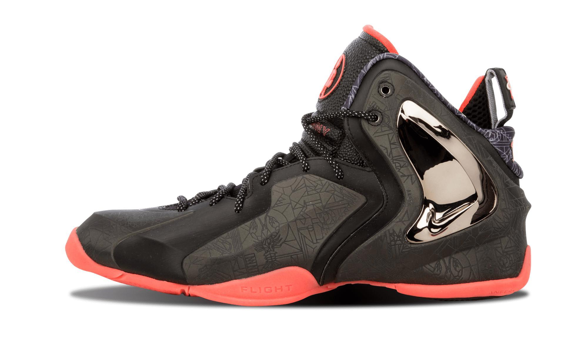 d1c4418564e02 Nike Lil Penny Posite Prm Qs in Black for Men - Lyst