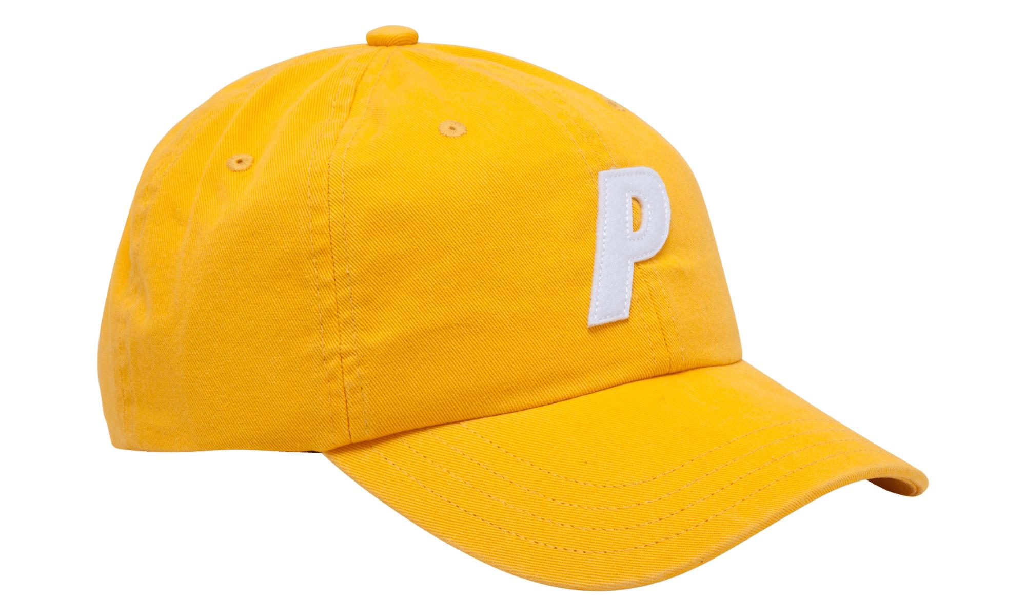 778957f454d Palace - Yellow P 6-panel for Men - Lyst. View fullscreen