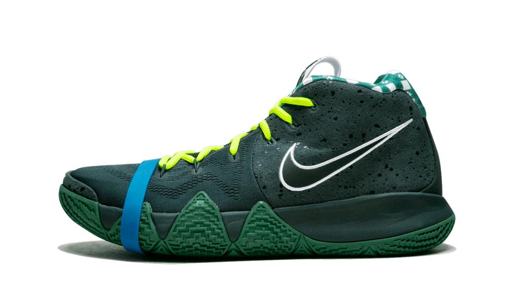 Nike Suede Kyrie 4 Tv Pe 15 'green