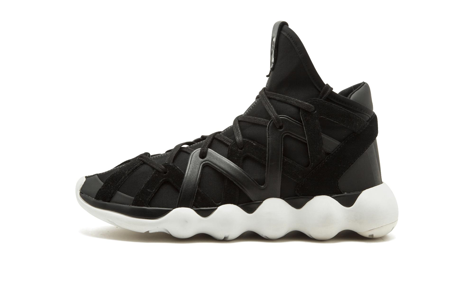 a81eca99b1a9c Adidas - Black Y-3 Kyujo High for Men - Lyst. View fullscreen