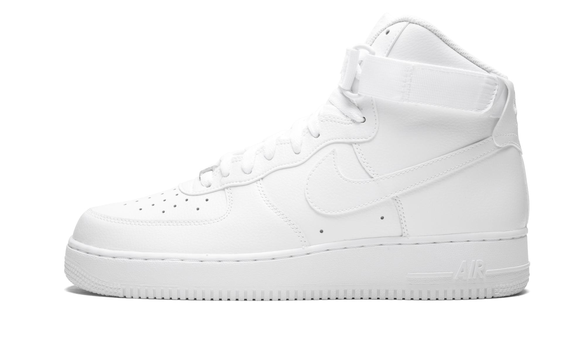 Nike. Men s White Air Force 1 High  07.  89 From Stadium Goods 92dd4c27f