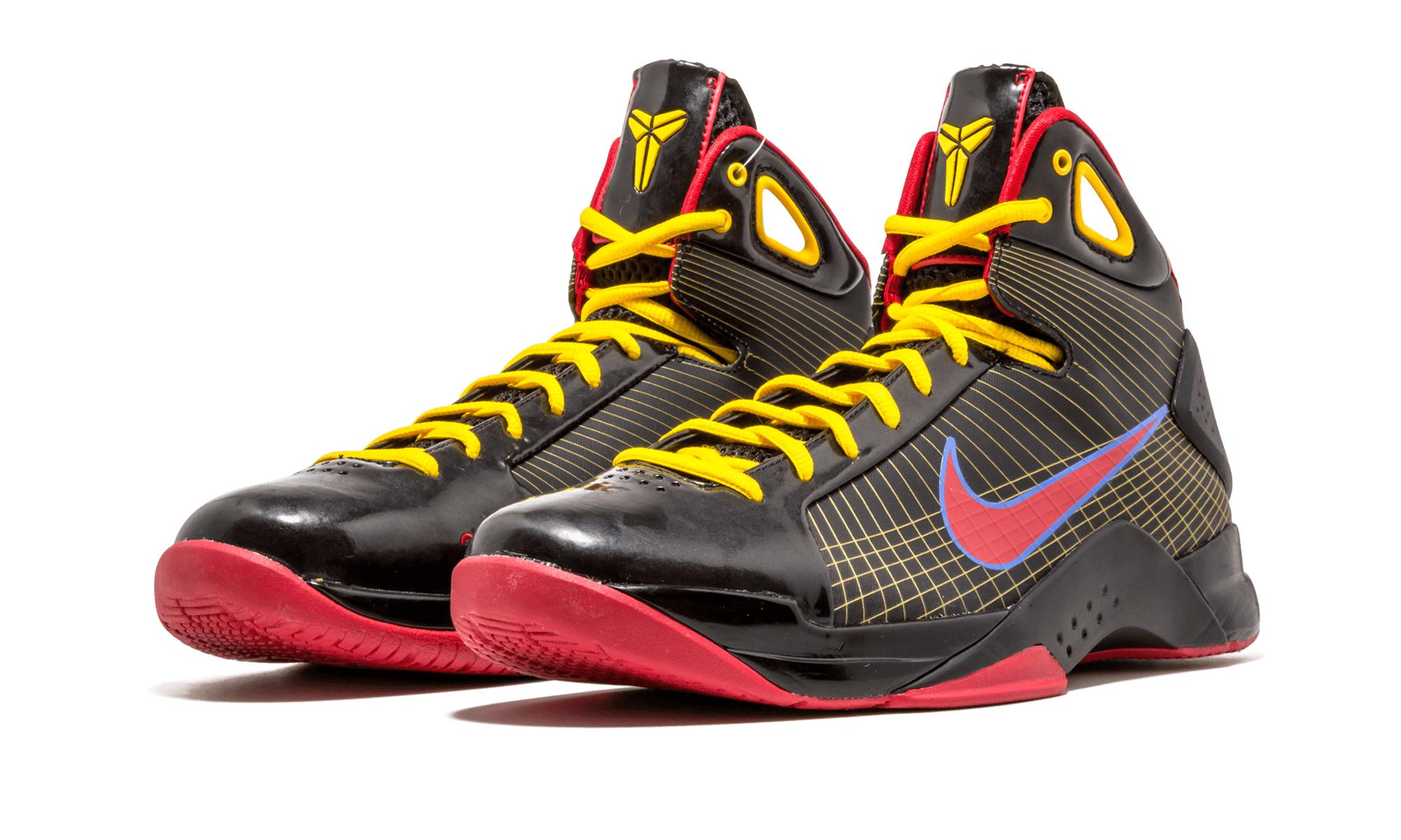 fe43a2b99038 Lyst - Nike Hyperdunk Supreme in Black for Men