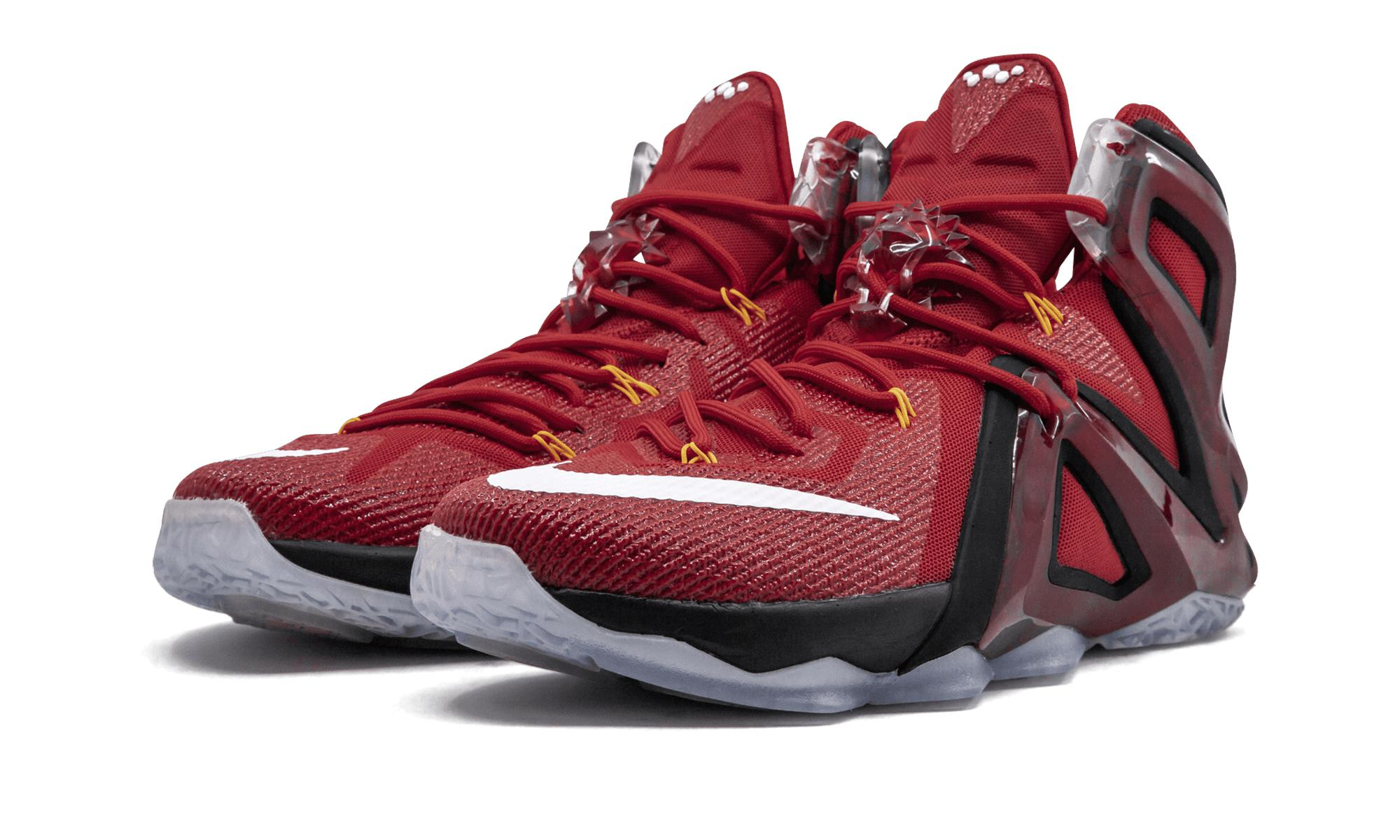 2819dad7ed1 Lyst - Nike Lebron 12 Elite in Red for Men