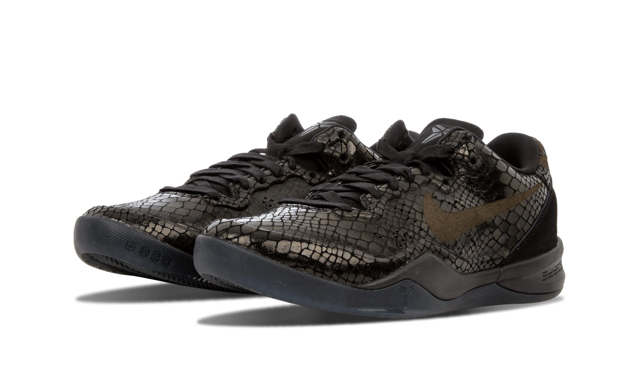 d9be491a6b6 Lyst - Nike Zoom Kobe 8 Ext in Black for Men
