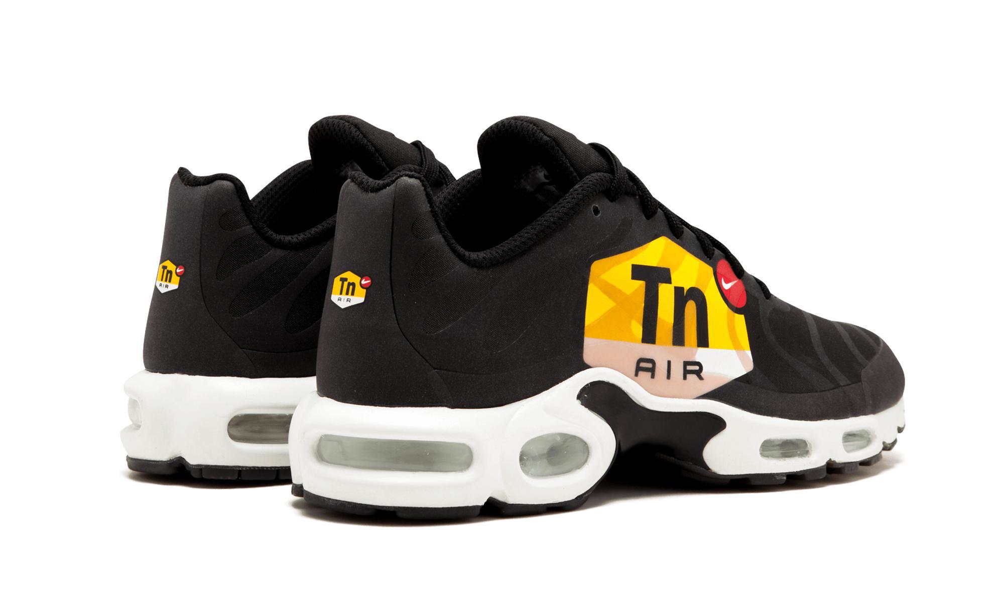 151d8cae7a9 Nike - Black Air Max Plus Ns Gpx for Men - Lyst. View fullscreen