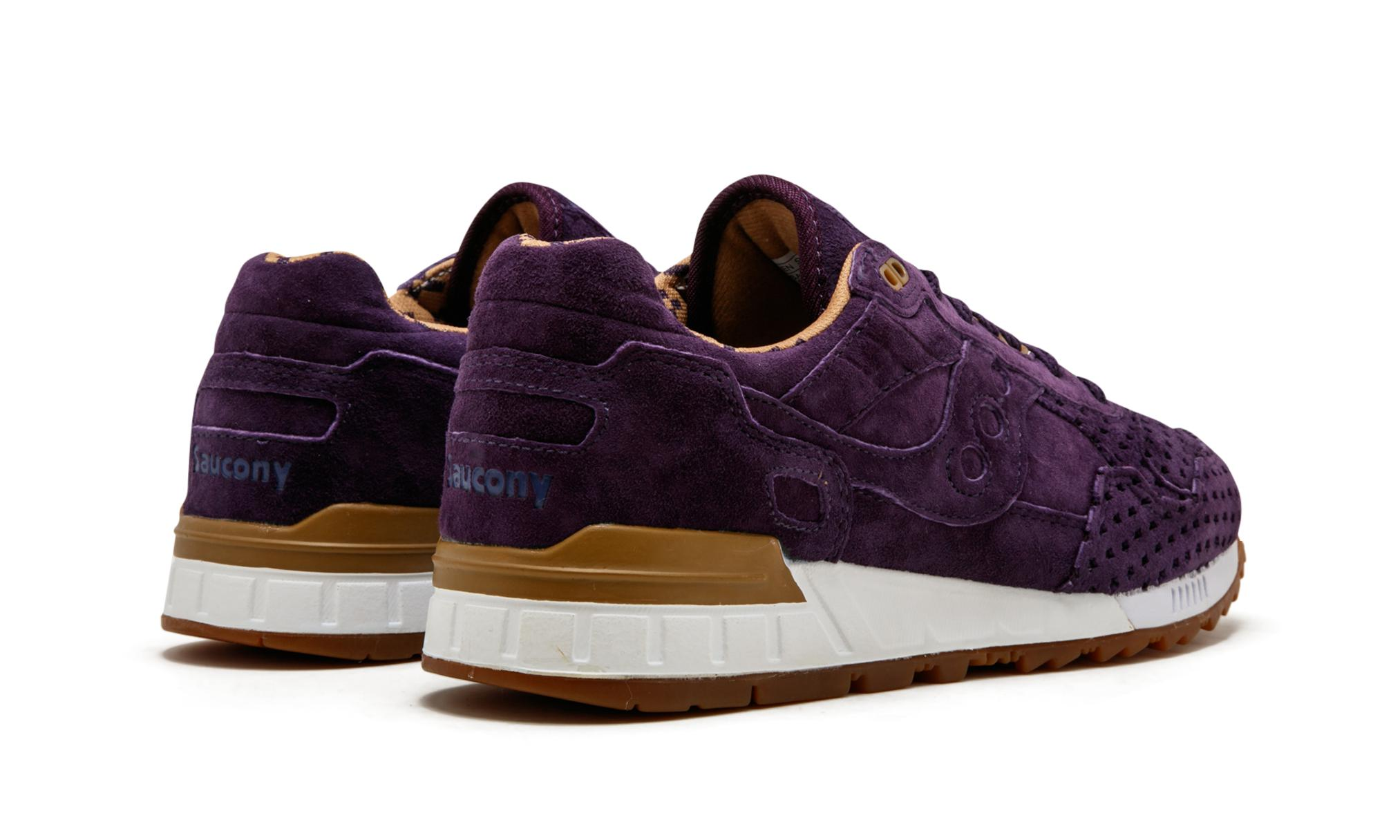 buy online 1ed8a 57309 Saucony Purple Shadow 5000