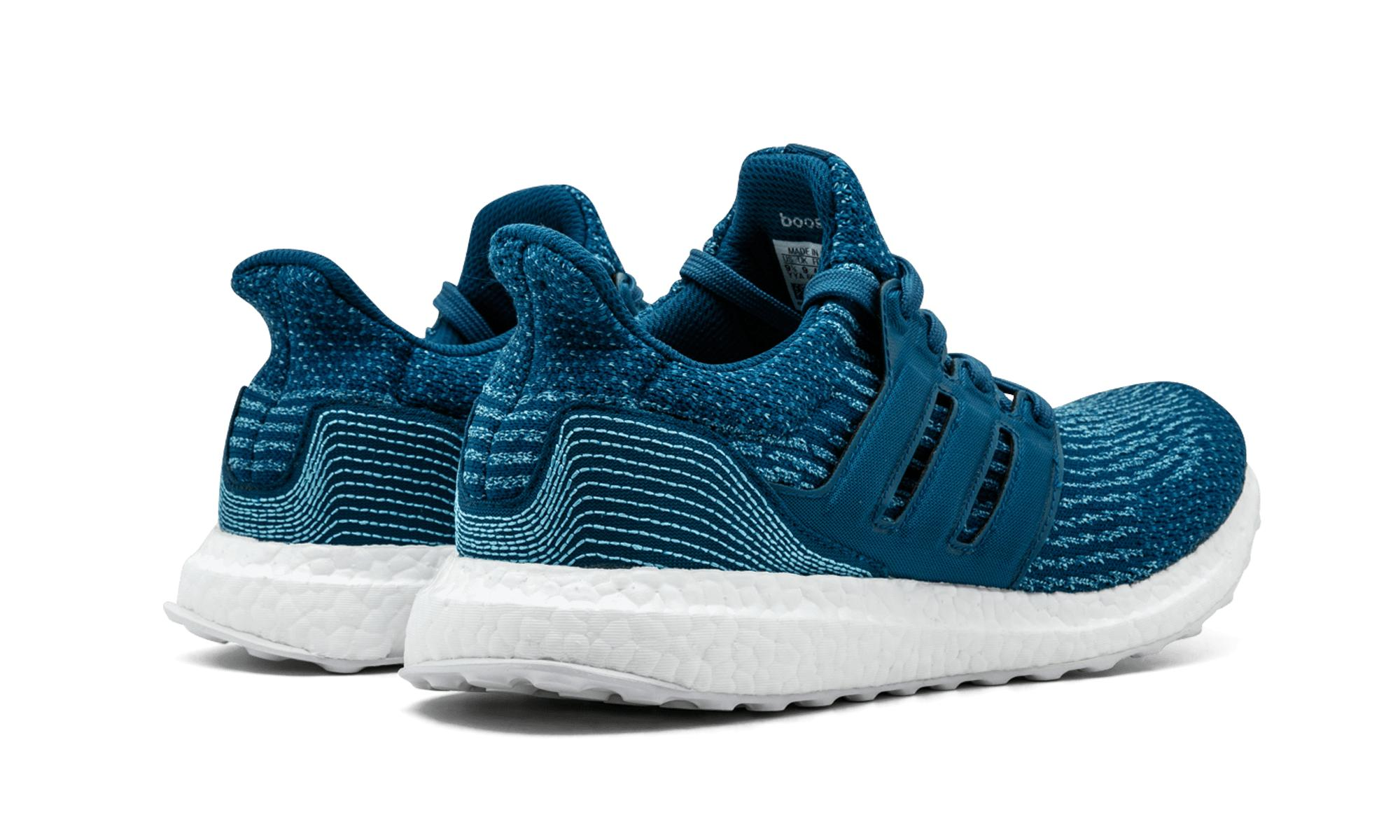 ADIDAS ULTRA BOOST PARLEY OCEAN M 3.0 BLUE NIGHT CORE VAPOUR