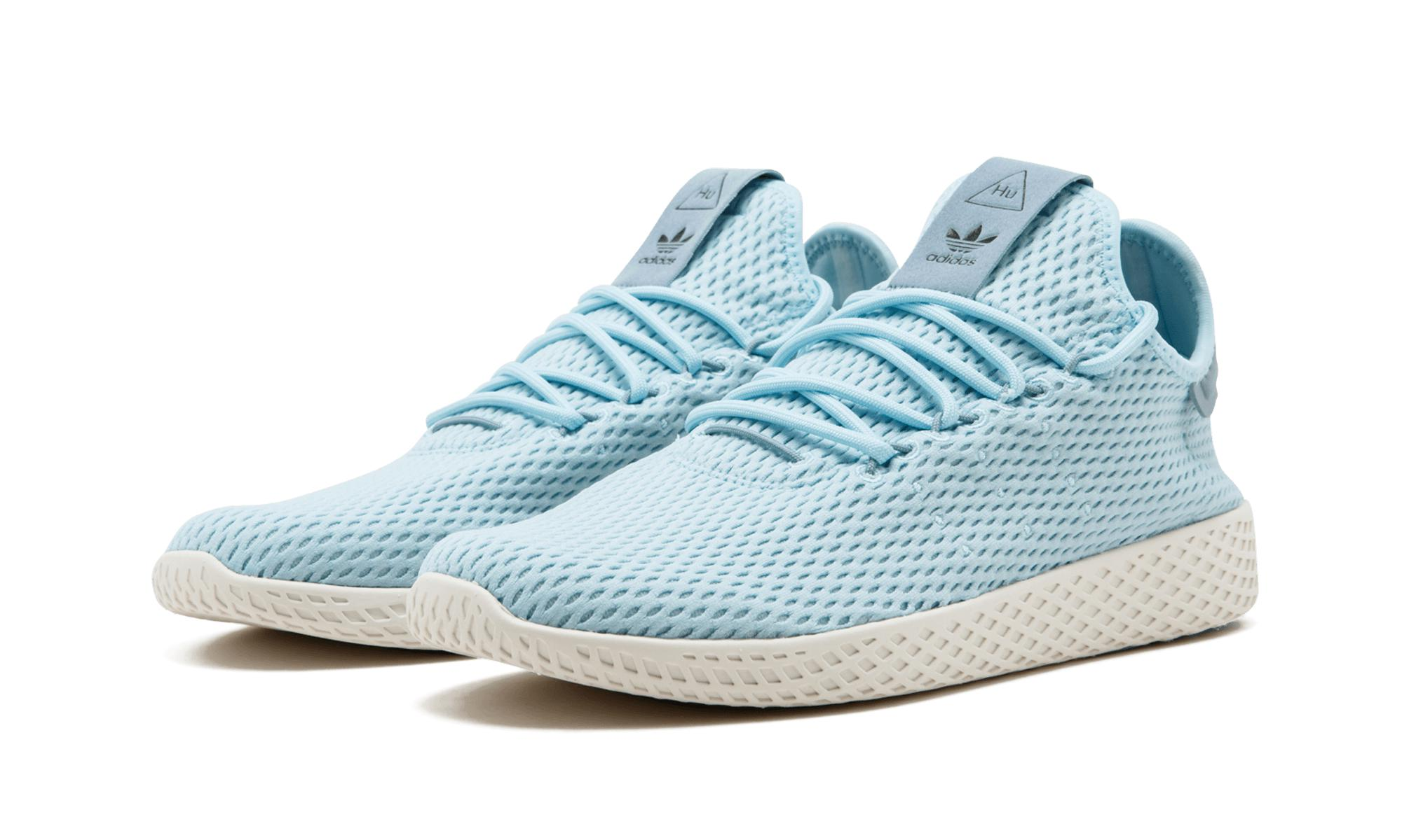 92f66807c806f Adidas - Blue Pharrell Williams Tennis Hu for Men - Lyst. View fullscreen