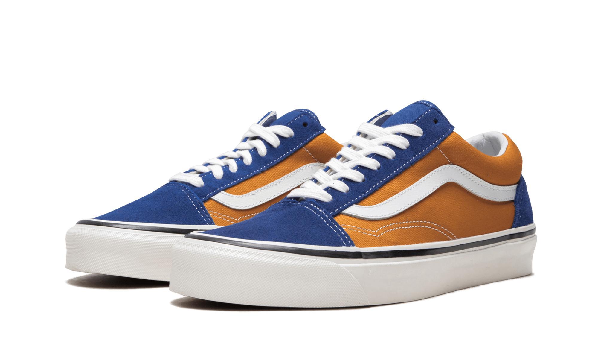 fe73358f60ebb2 Vans - Blue Old Skool 36 Dx for Men - Lyst. View fullscreen