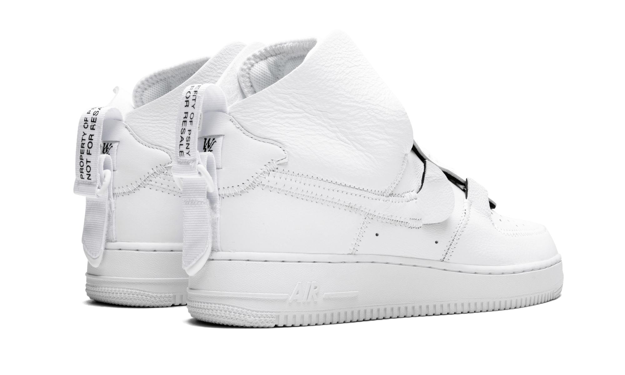 meet 6ddae b80b2 Nike - White Air Force 1 High Psny - Lyst. View fullscreen