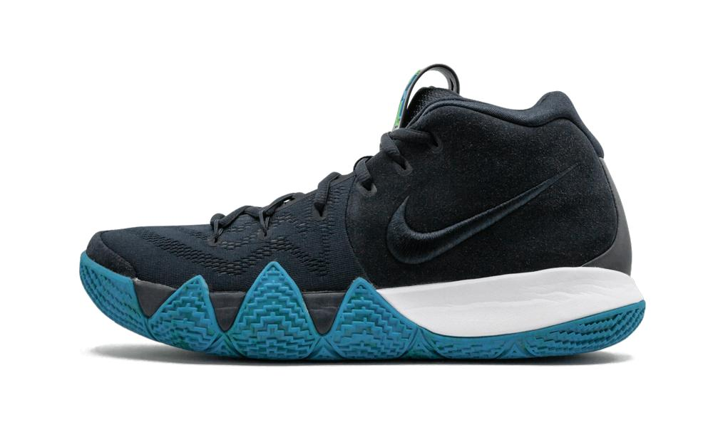 Nike Kyrie 4 'obsidian' Shoes - Size 12