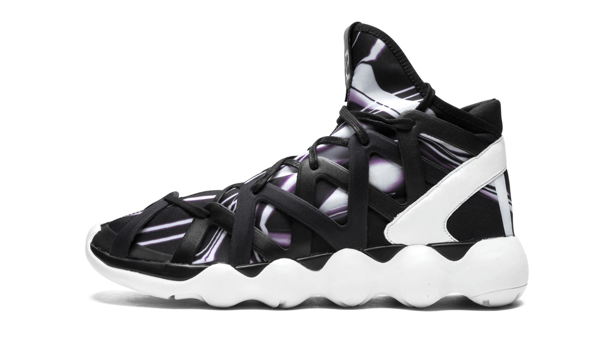 the latest 36e0b 4d0a9 adidas. Mens Black Y-3 Kyujo High