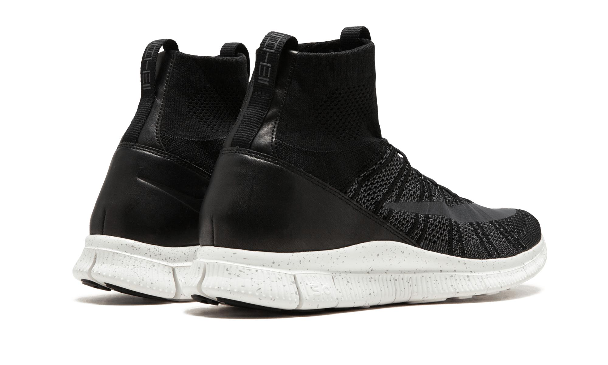 new style c81be 2b58c Nike Black Htm Free Mercurial Superfly X for men