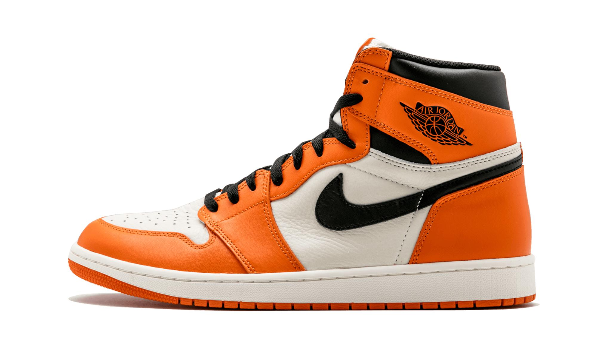 bd5f36db021 Nike Air 1 Retro High Og Bg in Orange for Men - Save 38% - Lyst
