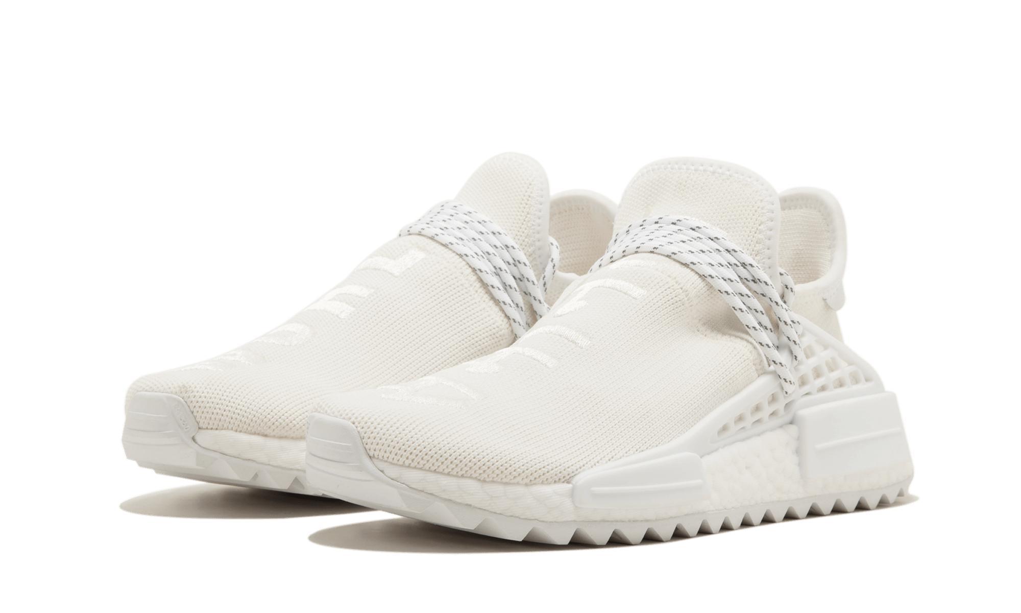 8b52c8c7e1762 adidas Pharrell Williams Human Race Nmd Tr in White for Men - Lyst