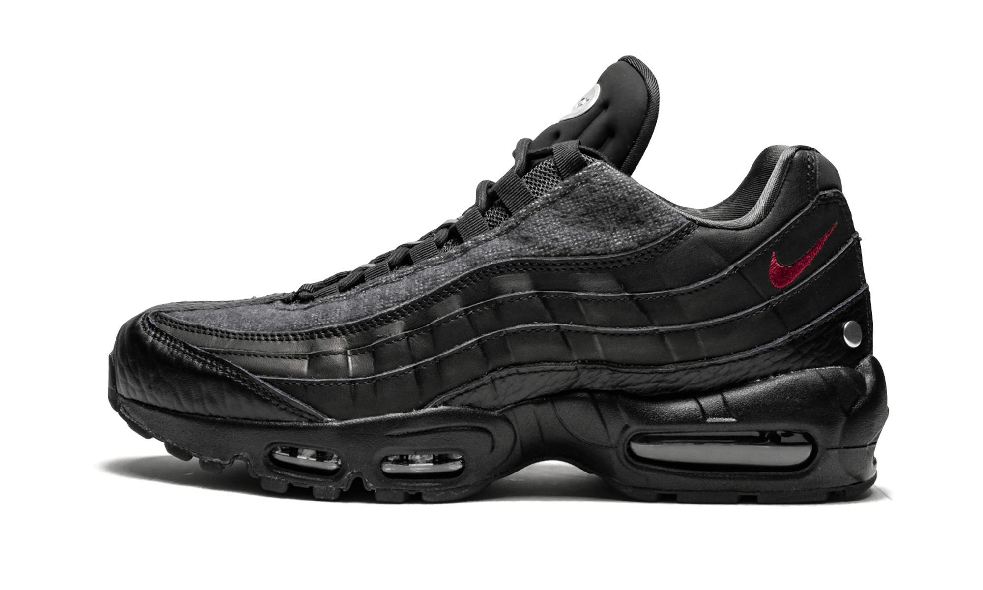 31fe4c5edbdc52 Lyst - Nike Air Max 95 Nrg in Black for Men