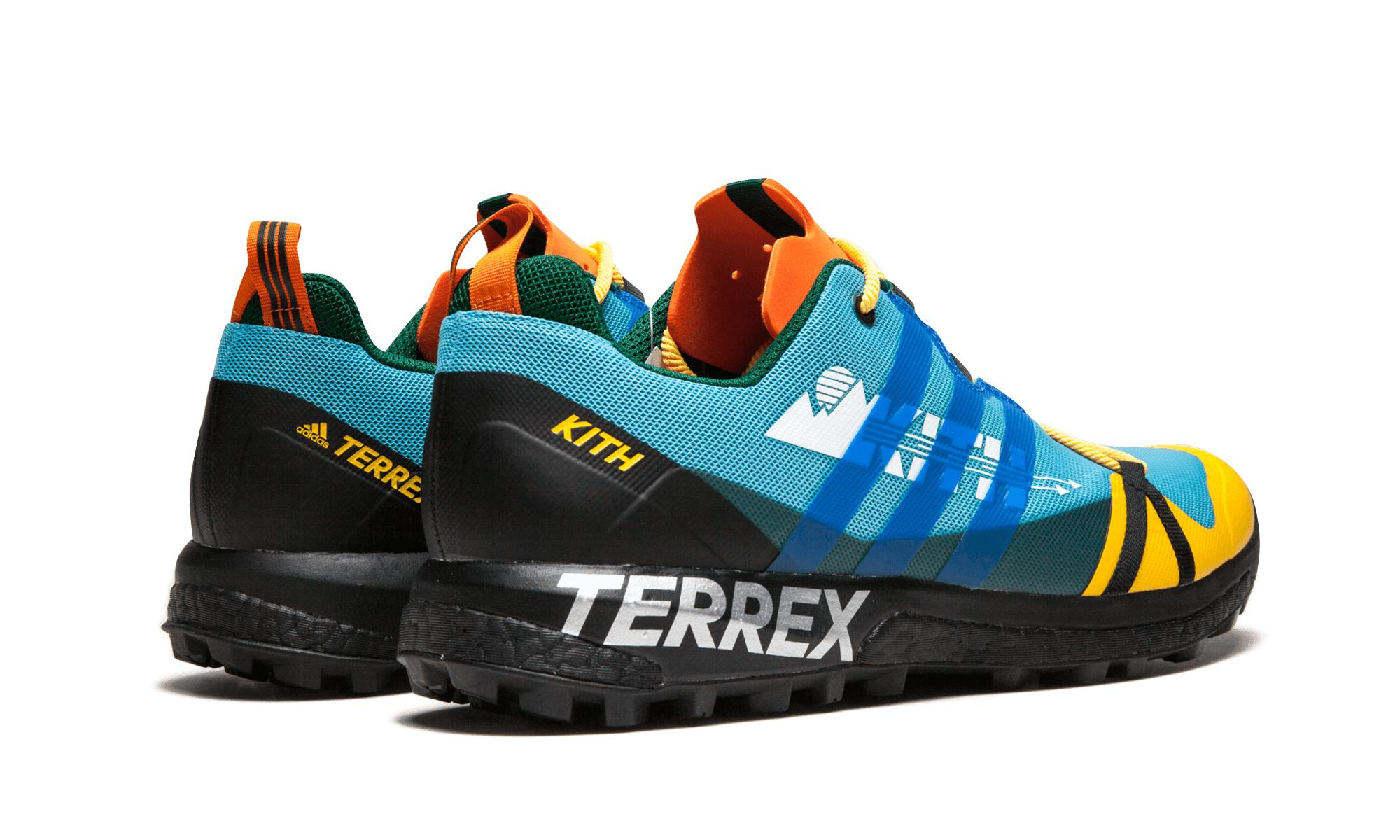 fósil experiencia Vientre taiko  adidas Terrex Agravic Kith in Blue for Men - Lyst