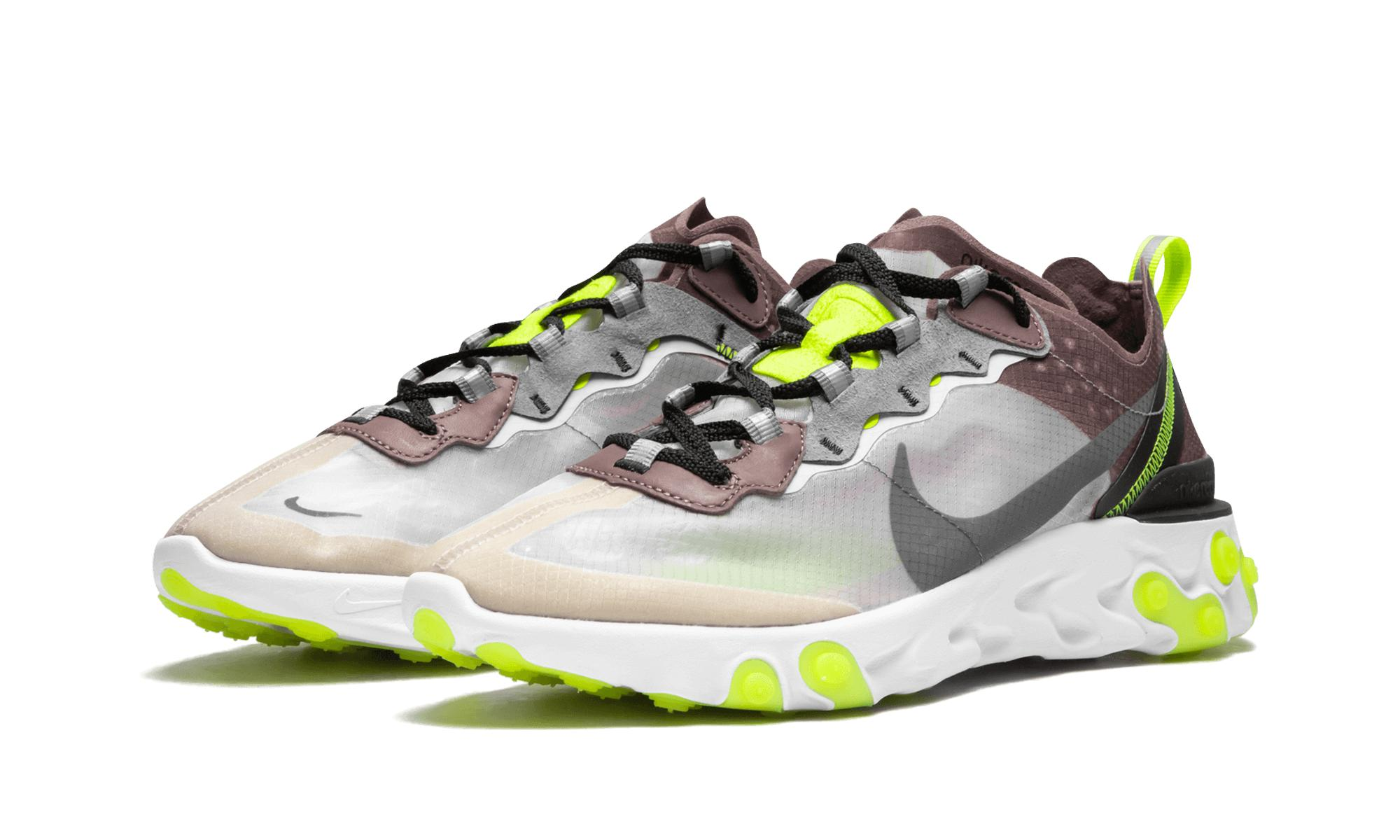 Nike - Gray React Element 87 for Men - Lyst. View fullscreen 6b2179ca66