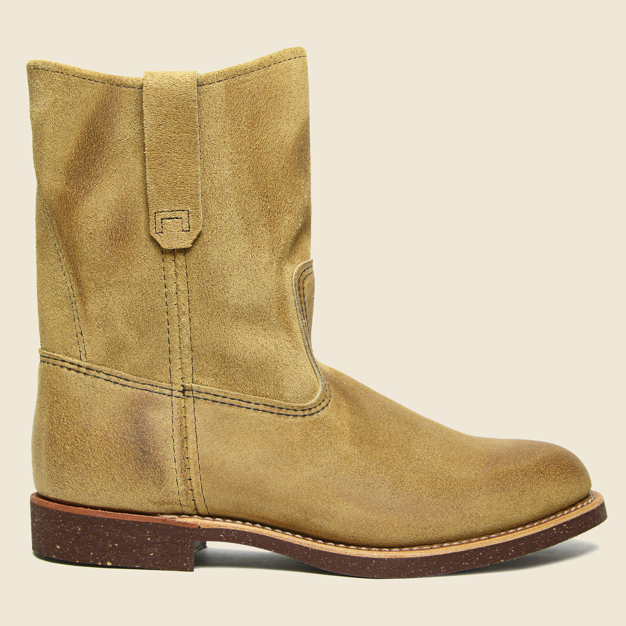 Red Wing Leather 9 Quot Pecos Boot No 8188 Hawthorne For