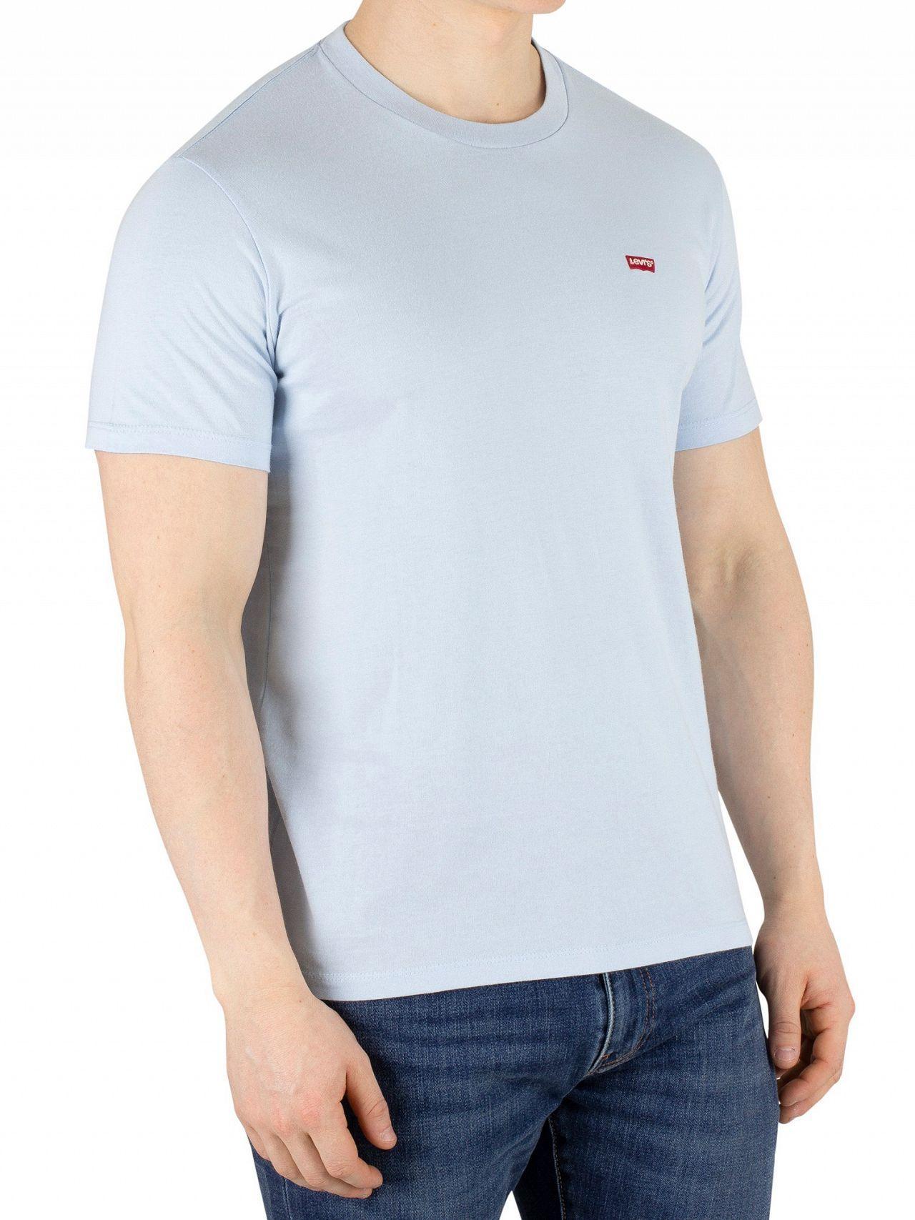 5146dbf976e Levi's Skyway Original T-shirt in Blue for Men - Lyst