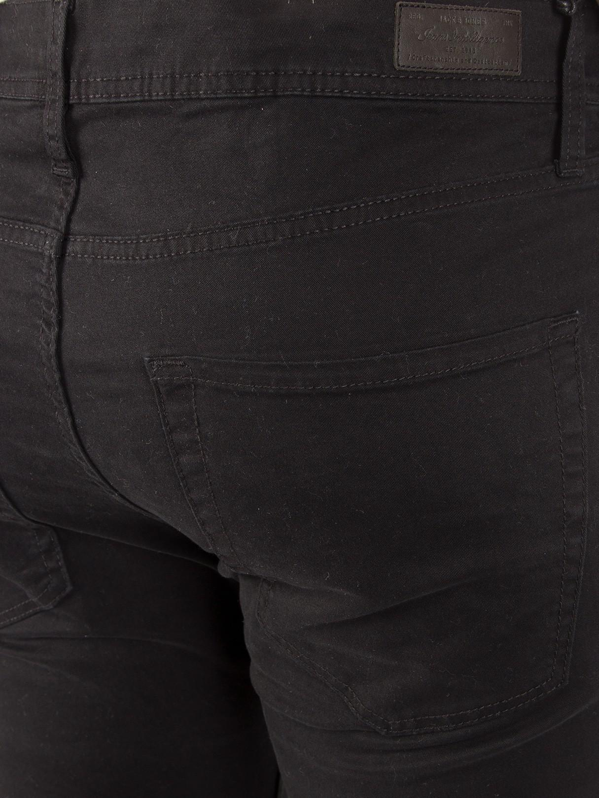 Jack & Jones Denim Black Tim 410 Slim Original Jeans for Men