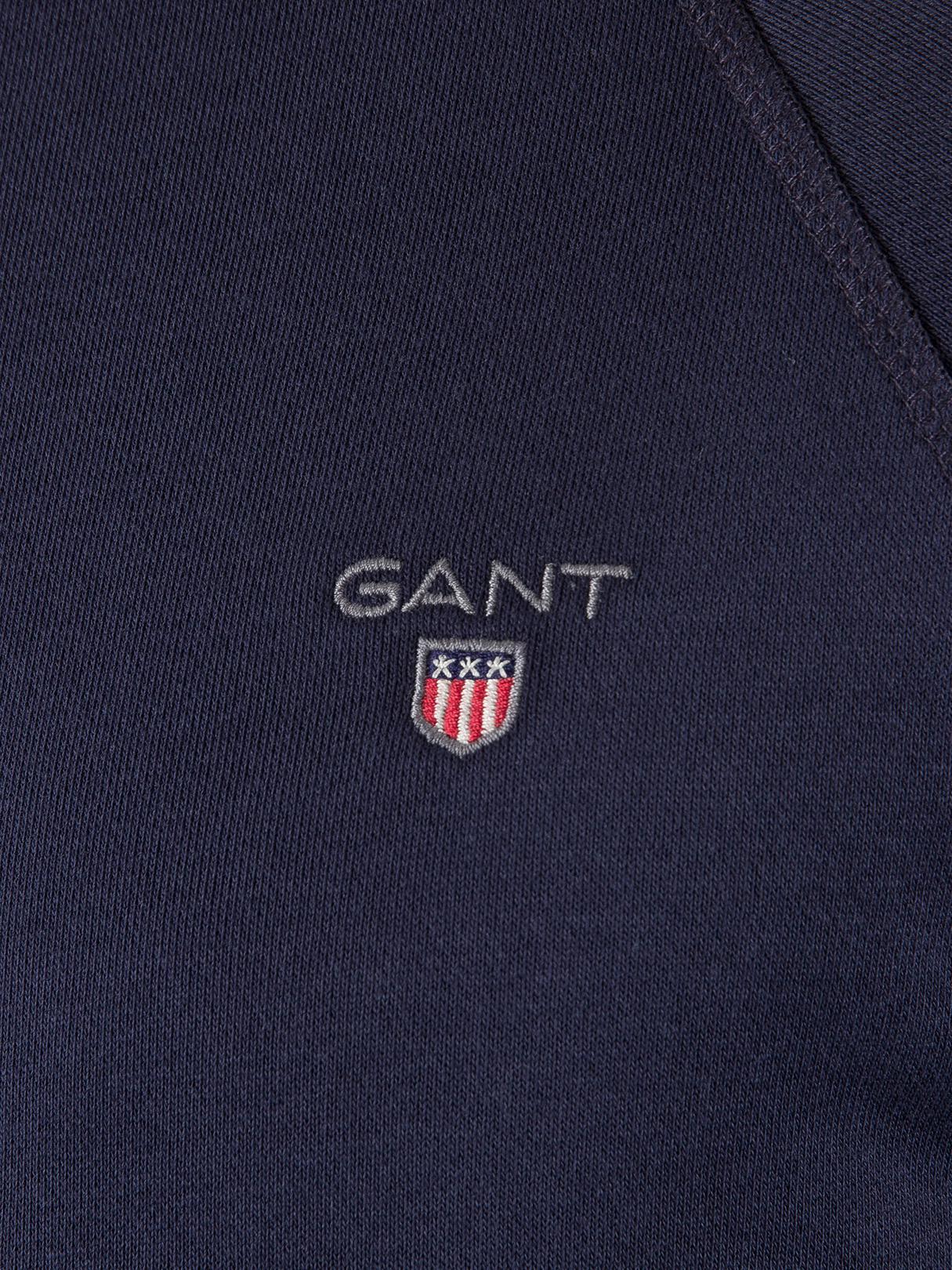 a3b913db336 GANT Evening Blue Original Sweatshirt in Blue for Men - Save 25% - Lyst