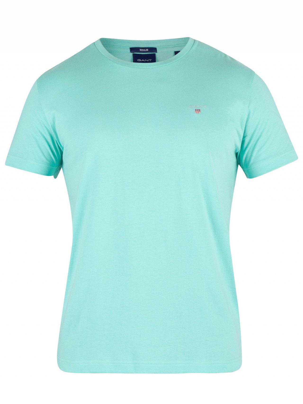 GANT Pool Green Polo Shirt