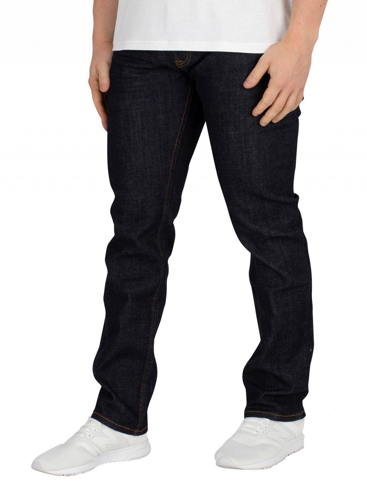 Tommy Hilfiger Scanton Slim Brushed-Brubldnm Jeans Gar/çon