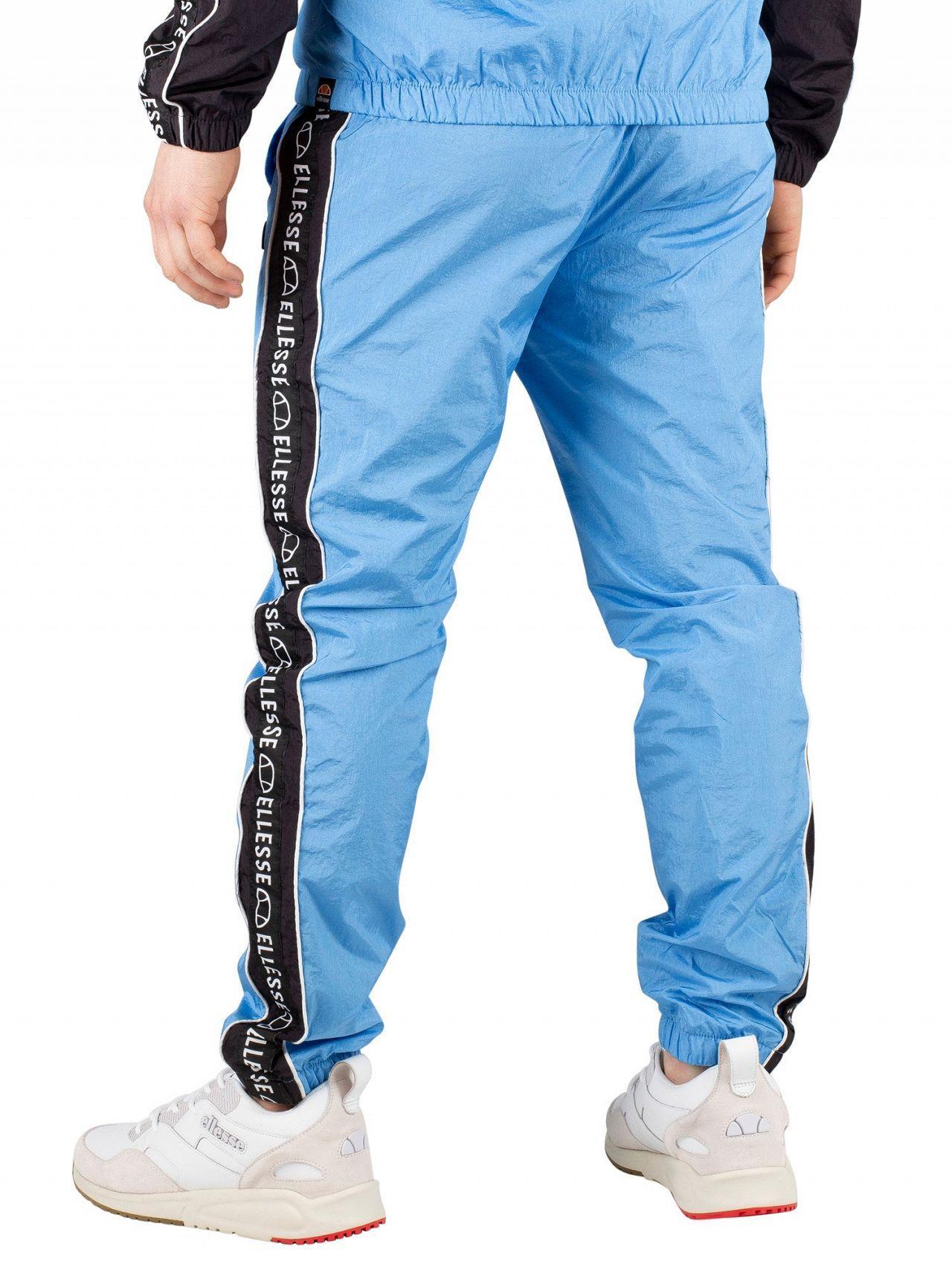 Blue Ellesse Men/'s Bandino Track Joggers