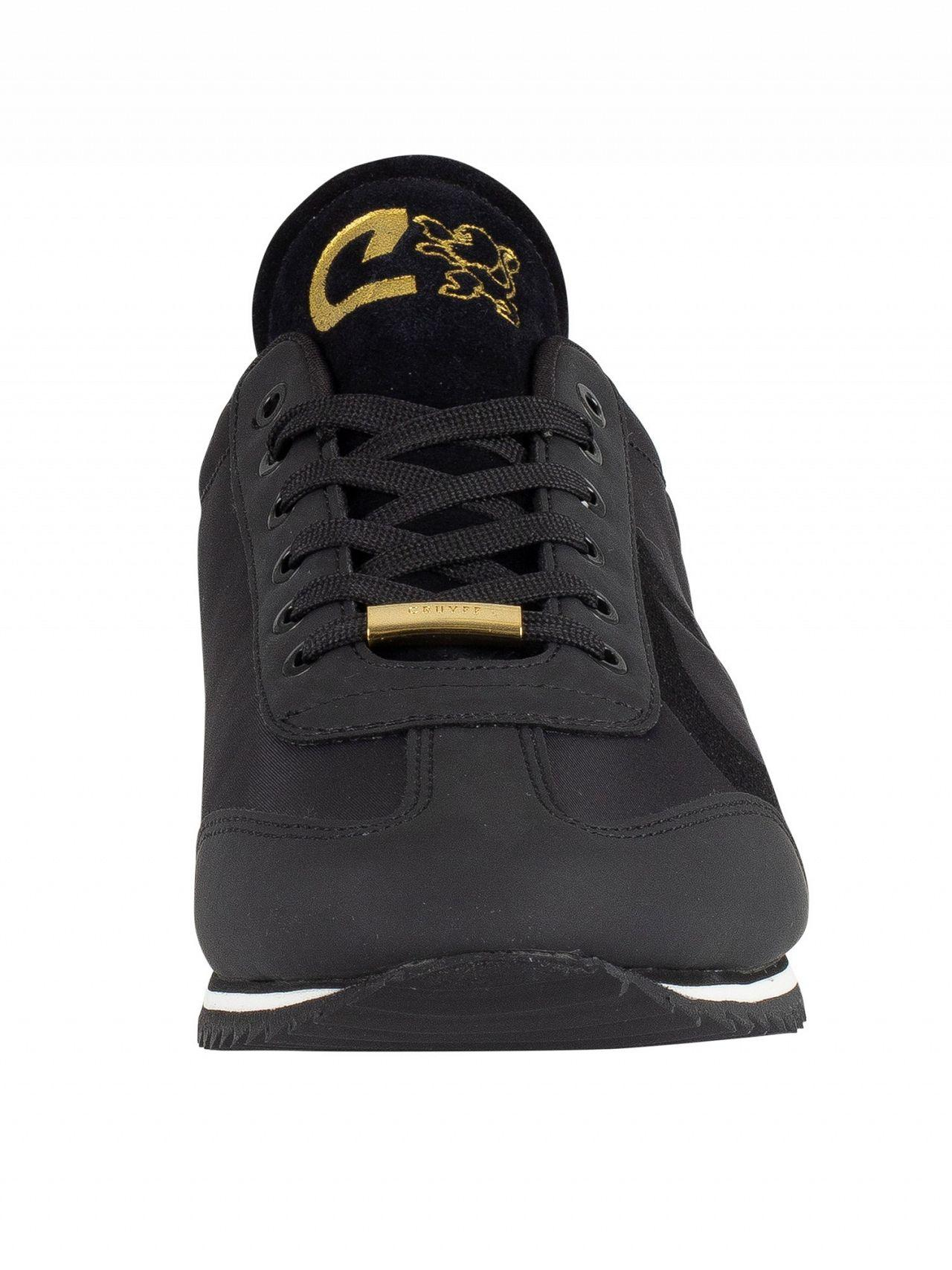 Cruyff black and gold trainers dragon michael phelps steroids