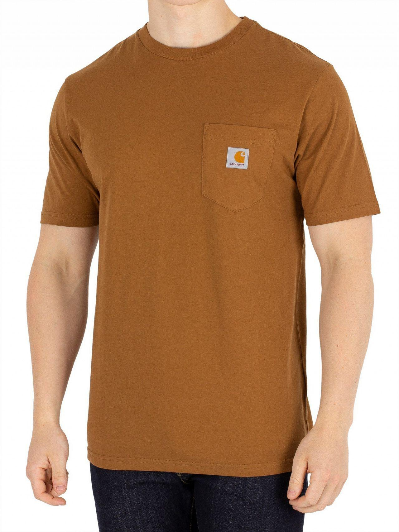 huge selection of best prices superior quality Hamilton Brown Pocket T-shirt